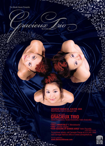 The Musik House - Gracieux Trio